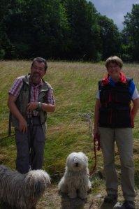 Wir vier im Odenwald 2014